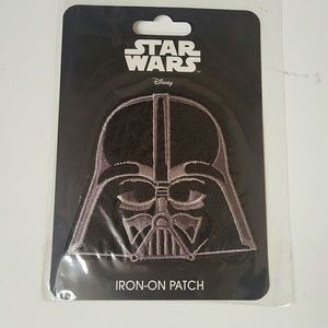 Darth Vader Iron Patch